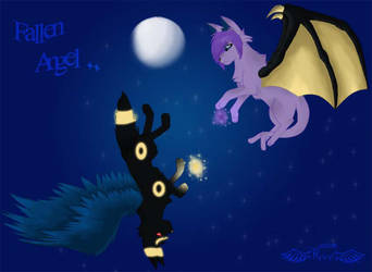 Umbreon and Espeon by ReglisseKyo