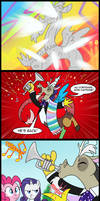 MLP: Alternate Discord freedom (Commissioned) by tan575