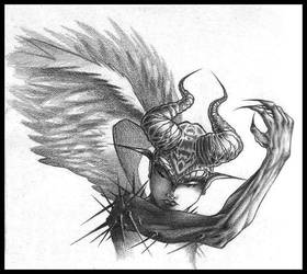 Sketch2 by TheArtofConstantine