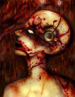 Gore Portrait-Neuro by kilderok