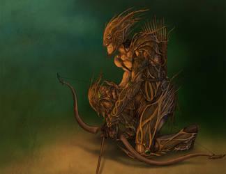Orome, the Hunter by DanielGovar