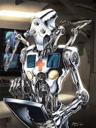 Z70, Medi-Droid by DanielGovar