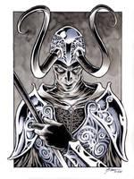 Loki II by DanielGovar