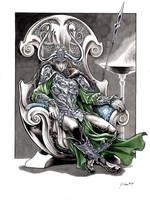Loki 3 by DanielGovar