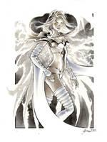 White Queen Phoenix by DanielGovar