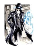 Phantom Stranger by DanielGovar