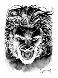 Wolverine by DanielGovar