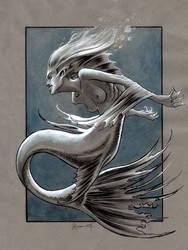 Little Mermaid by DanielGovar