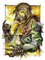 Scarecrow 1 by DanielGovar