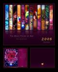 Lilyas Calendar 2008 by Lilyas