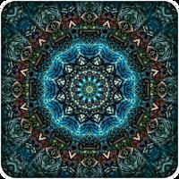 Joy - Mandala by Lilyas