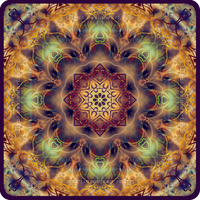 Fortune - Mandala by Lilyas