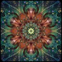 Awakening Mandala by Lilyas