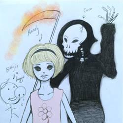 The Grim Adventures by TobeToba