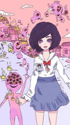 Lily by TobeToba
