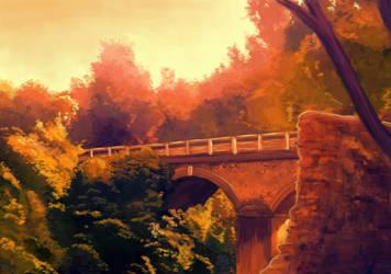 Ponte by Corvocollorosso