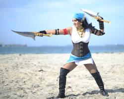 Isabela-Dragon Age 2 by MajinNeda