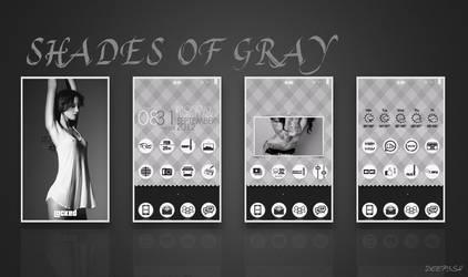 shades of gray by deep3sh
