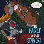 04 of 05 Starlord by RickCelis