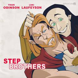Step Brothers by RickCelis