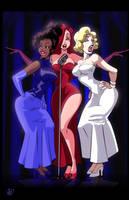 Commission - Ladies by RickCelis