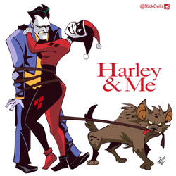Harley and Me by RickCelis