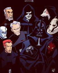 The Dark Side by RickCelis