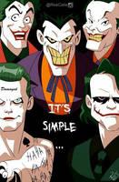 It's Simple by RickCelis