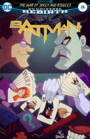 Batman 28 - After Mike Janin by RickCelis