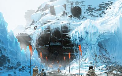 Glacial Castle - Video by arcipello