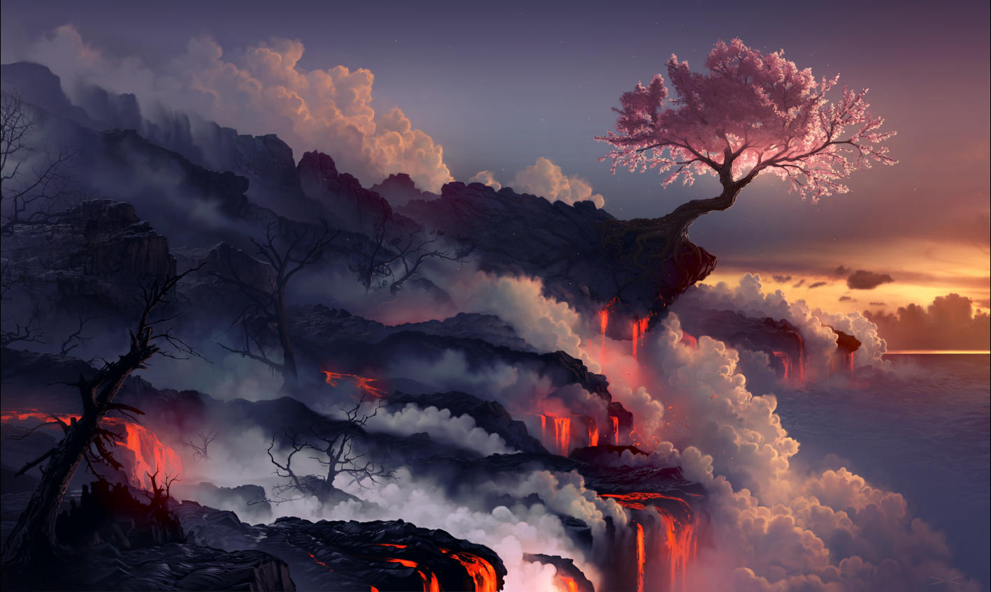 Scorched earth by arcipello