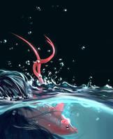 Splash down by arcipello