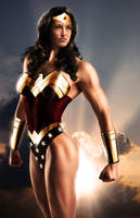 Wonder Woman by Harben-Pictures