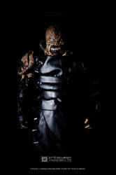 Nemesis, Resident Evil by fritzfusion