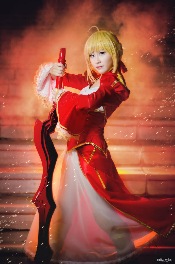 Saber Nero by fritzfusion