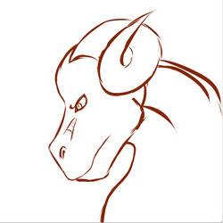 Dragon 1 YCH by Gyro-Pedrosa