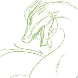 Eastern Dragon YCH by Gyro-Pedrosa