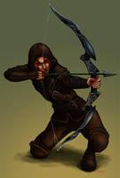 Guild Master by HarpyMarx