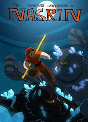 NasrinAdventures by HarpyMarx