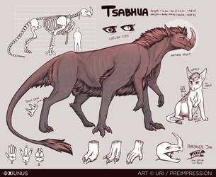 Tsabhua by preimpression