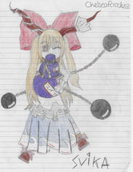 Suika Ibuki by chelseafcrocks82