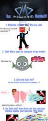 MegaMind Meme Of Maliciousness by chelseafcrocks82