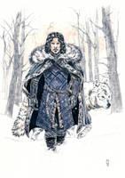 Jon Snow 2 by fsgu