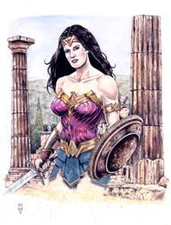 Wonder Woman by fsgu