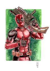 Deadpool by fsgu