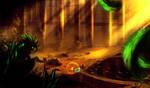 Recapture - Guild Wars 2 by Cherrylights