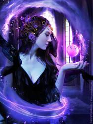 Energy Blasting Kajsa by AlexandraVBach