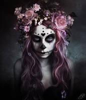 Dia de Muertos by AlexandraVBach