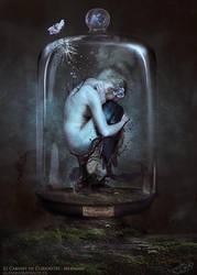 Le Cabinet de Curiosites - The Mermaid by AlexandraVBach
