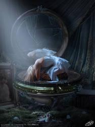 Le Cabinet de Curiosites - The Dancer by AlexandraVBach